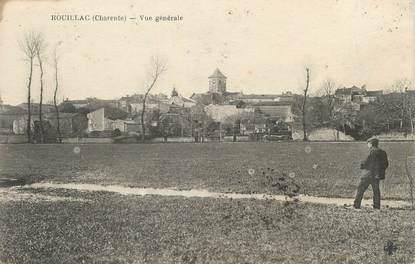 """/ CPA FRANCE 16 """"Rouillac, vue générale"""""""