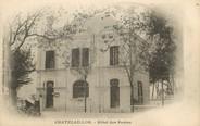 """17 Charente Maritime / CPA FRANCE 17 """"Chatelaillon, hôtel des postes"""""""