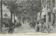 "17 Charente Maritime / CPA FRANCE 17 ""Fouras les Bains, perspective du boulevard Allard"""