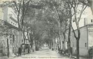 "17 Charente Maritime / CPA FRANCE 17 ""Fouras les Bains, perspective du boulevard Allard """