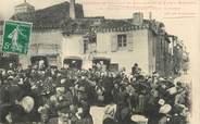 """82 Tarn Et Garonne  CPA FRANCE 82 """"Industrie du Chapeau de paille, marché de Puy Laroque, achat de tresses"""""""