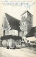 """18 Cher / CPA FRANCE 18 """"Châteauneuf sur Cher, la tour Saint Martin"""""""