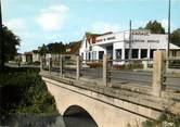 """08 Ardenne CPSM FRANCE 08 """"Margut, Pont de la Marche"""""""