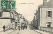 """18 Cher / CPA FRANCE 18 """"Vierzon, rue des Ponts"""""""