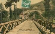 """19 Correze / CPA FRANCE 19 """"Argentat, entrée du pont du Basteyroux"""""""