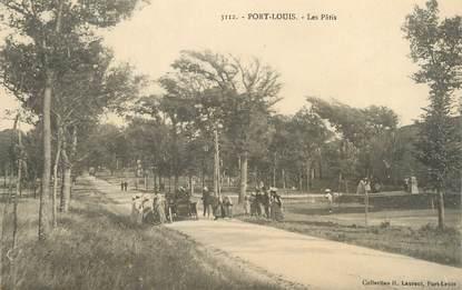 """/ CPA FRANCE 56 """"Port Louis, les Pâtis"""""""