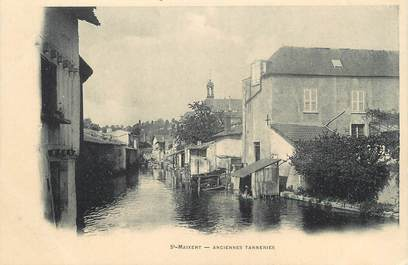 """/ CPA FRANCE 79 """"Saint Maixent, anciennes Tanneries"""""""