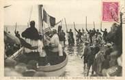 """13 Bouch Du Rhone CPA FRANCE 13 """"saintes maries de la mer, bénédictions de la mer, salut des Gardians"""""""