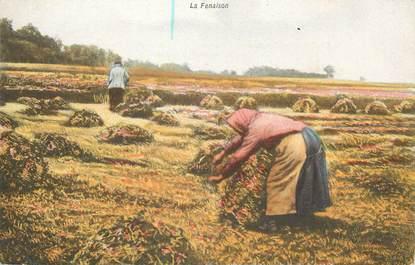 """/ CPA FRANCE 80 """"La Fenaison"""""""