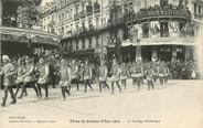 """45 Loiret CPA FRANCE 45 """"Orléans, Fêtes de Jeanne d'Arc 1913, le cortège historique"""""""