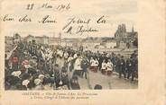 """45 Loiret CPA FRANCE 45 """"Orléans, les fêtes de Jeanne d'Arc, la procession"""""""