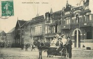 """80 Somme / CPA FRANCE 80 """"Fort Mahon plage, l'avenue"""" / ANE"""