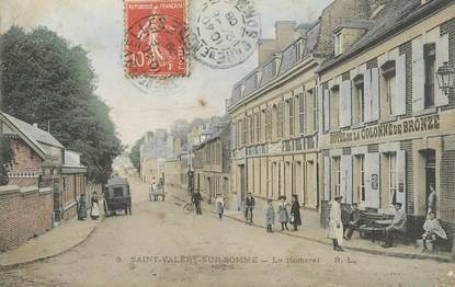 """/ CPA FRANCE 80 """"Saint Valéry sur Somme, le Romerel"""""""