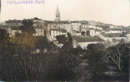"/ PHOTO FRANCE 81 ""Puylaurens"""
