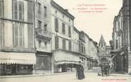 "82 Tarn Et Garonne / CPA FRANCE 82 ""Moissac, la grande rue et clocher Saint Pierre"""