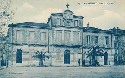 """/ CPA FRANCE 83 """"Le Beausset, la mairie"""""""