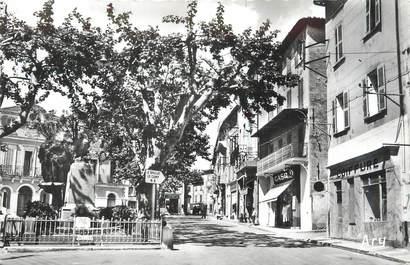 """/ CPSM FRANCE 83 """"Le Beausset, rue Portalis"""""""