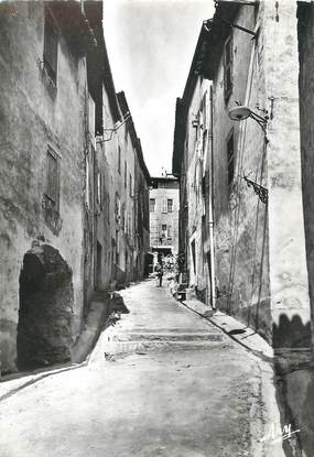 """/ CPSM FRANCE 83 """"La Cadière d'Azur, rue Denfert Rochereau"""""""