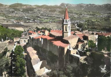 """/ CPSM FRANCE 83 """"La Cadière d'Azur, l'église"""""""