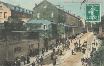 """/ CPA FRANCE 87 """"Limoges, usine Haviland"""""""