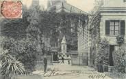 "78 Yveline / CPA FRANCE 78 ""Bougival, château Oissien"""