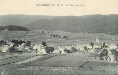 """CPA FRANCE 38 """"Méaudre, vue générale"""""""