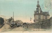 """78 Yveline / CPA FRANCE 78 """"Conflans Sainte Honorine, rue de l'hôtel de ville"""""""