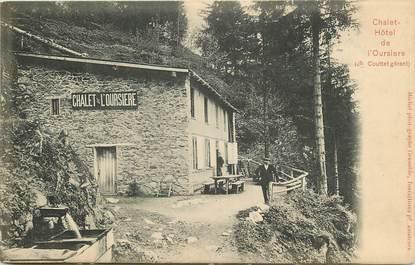 """CPA FRANCE 38 """"Chalet Hotel de l'Oursière / Pr. Couttet"""""""