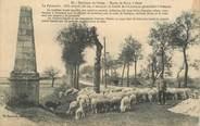 """28 Eure Et Loir CPA FRANCE 28 """"Dreux, la route de Paris à Brest, La Pyramide"""""""