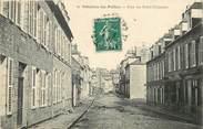 """50 Manche CPA FRANCE 50 """"Villedieu les Poëles, rue du Pont Chignon"""""""