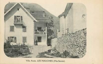 """CPA FRANCE 74 """"Les Hauches, Villa Anaïs"""""""