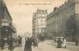 """/ CPA FRANCE 87 """"Limoges, central hôtel et petit Lycée"""""""