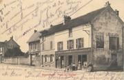 """78 Yveline / CPA FRANCE 78 """"Guyancourt, place de l'église"""""""
