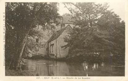 """CPA FRANCE 28 """"Jouy, le Moulin de la Bussière"""""""