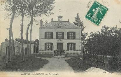 """/ CPA FRANCE 78 """"Mareil La Guyon, la mairie"""""""