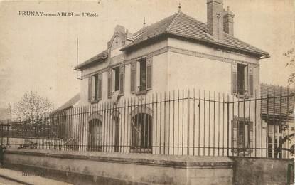 """/ CPA FRANCE 78 """"Prunay sous Ablis, l'école"""""""