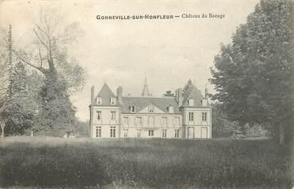 """CPA FRANCE 14 """"Gonneville sur Honfleur, Château du Bocage"""""""