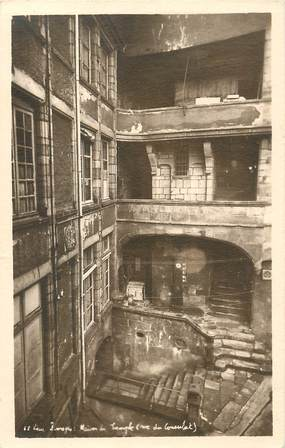 """/ CPA FRANCE 87 """"Vieux Limoges, maison du temple"""""""