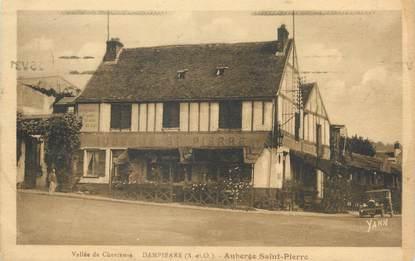 "/ CPA FRANCE 78 ""Dampierre, auberge Saint Pierre"""