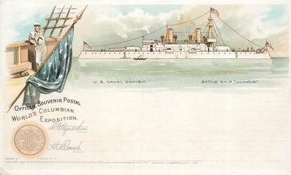 """CPA USA """"Bateau naval"""""""