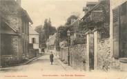 "78 Yveline / CPA FRANCE 78 ""Jouy en Josas, la rue des Bordeaux"""