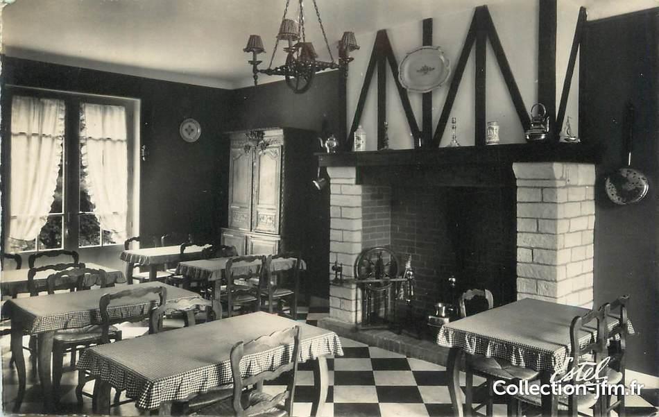 cpsm france 78 maule maison de repos le logis 78 yvelines autres communes 78 ref. Black Bedroom Furniture Sets. Home Design Ideas