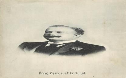 "CPA PORTUGAL ""Carlos"" / SURRÉALISME"