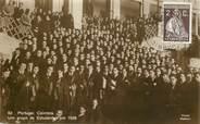 """Europe CPA PORTUGAL """"Coimbra, groupe d'étudiants 1928"""""""