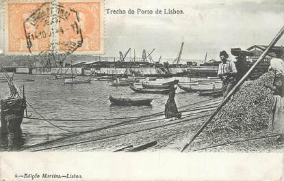 CPA  PORTUGAL / Lisboa