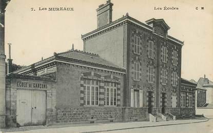 """CPA FRANCE 78 """"Les Mureaux, les Ecoles"""""""