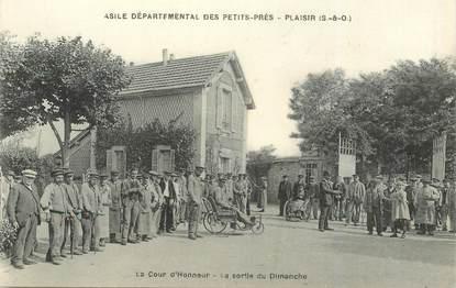 """CPA FRANCE 78   """"Plaisir,  asile départemental des Petits Prés"""""""