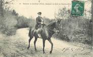 """78 Yveline CPA FRANCE 78 """"La Forêt de Rambouillet, Madame la Duchesse d'Uzès"""""""
