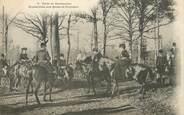 """78 Yveline CPA FRANCE  78 """"La Forêt de Rambouillet"""" / CHASSE A COURRE"""