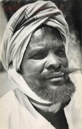 "CPSM ALGERIE ""Tibesti, type de nomade Ounia"""